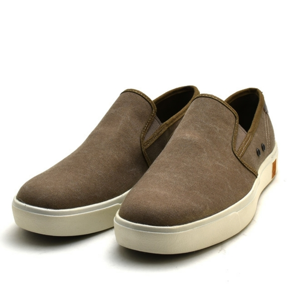 Timbaland Amherst Canvas Slip On Shoes